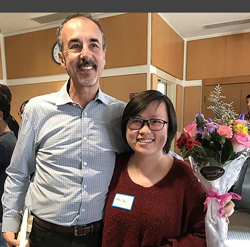 Eduardo Groisman and Xiaohui Gao